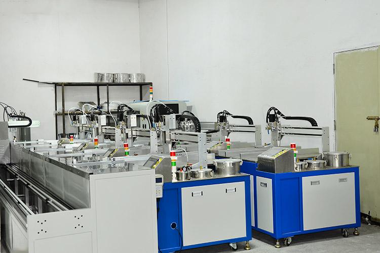全自动真空灌胶机定制流程是怎么样