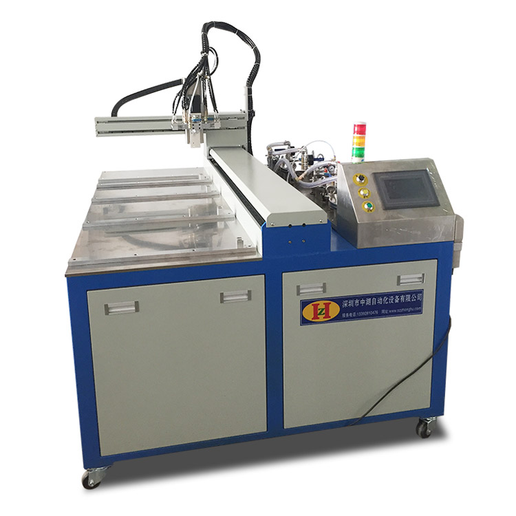 ZHU-120C Hard light bar filling machine