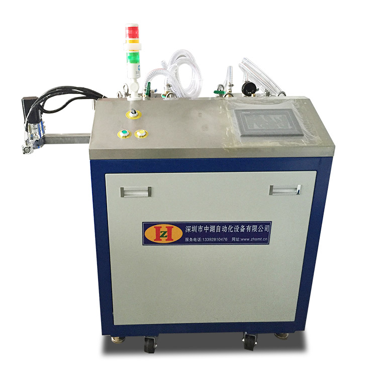 ZHU-104 glue stiring machine