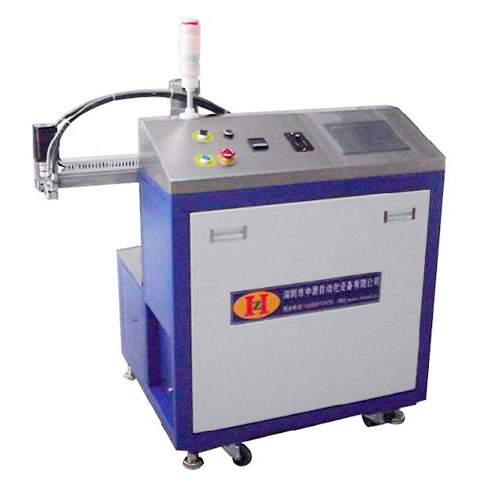 ZHU-102 glue stiring machine