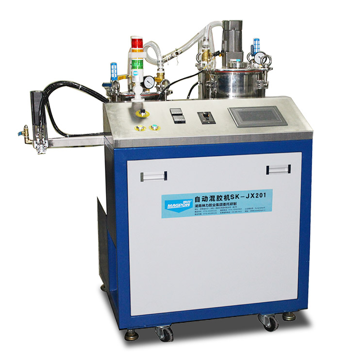 ZHU-105 glue stiring machine
